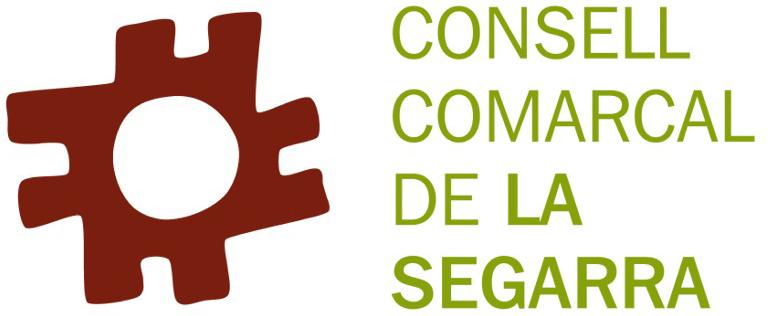 Escut Consell Comarcal de la Segarra.