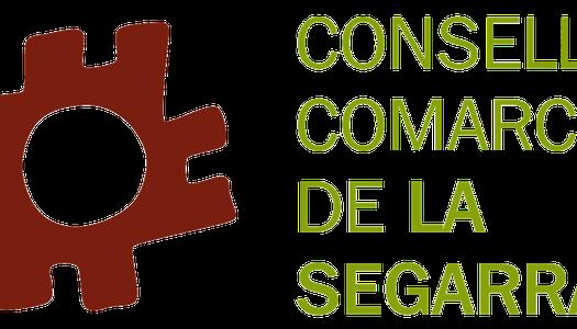 COMUNICAT DE SECRETARIA del Consell Comarcal de la Segarra: