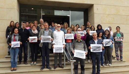 Des del Consell Comarcal de la Segarra manifestem el nostre rebuig a la sentència dictada pel Tribunal Suprem
