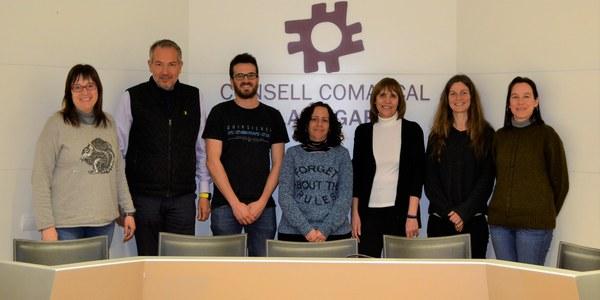El Consell Comarcal de la Segarra ha contractat 26 persones a través de programes d'inserció laboral