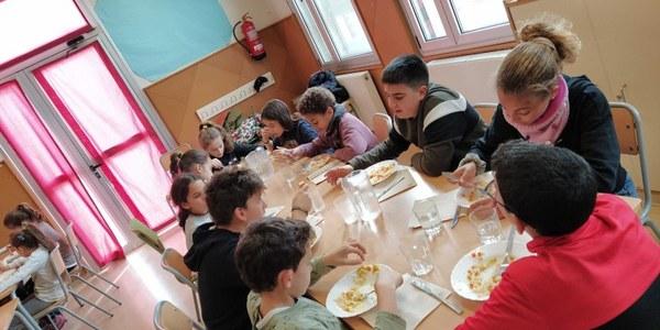 Fotografia menjador - LLEURE QUALIA