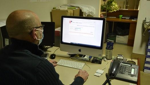 El Consell Comarcal ha gestionat més de 700 certificats digitals  des de principi d'any.