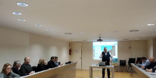 Els agents turístics de la Segarra es reuneixen per potenciar i visibilitzar el territori