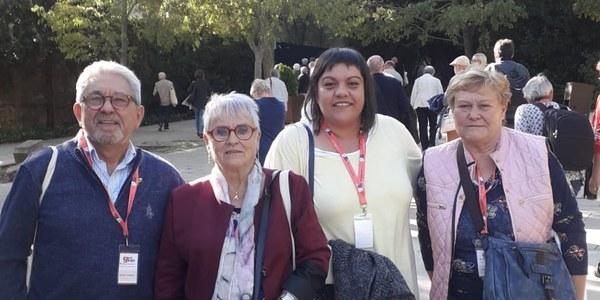 Representants de la Gent Gran a la Segarra