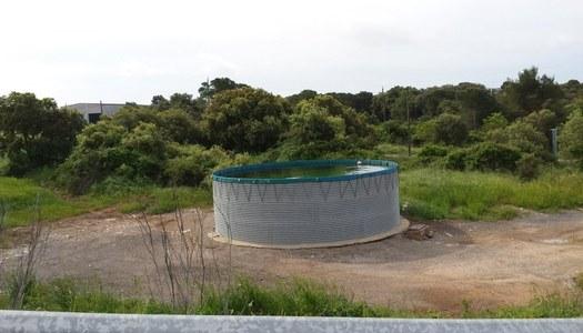 Es revisen els 30 punts d'aigua a la comarca davant la propera campanya forestal.