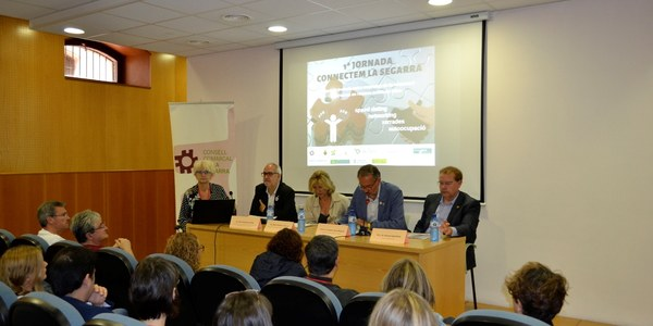 Imatge de la Jornada a la Sala Francesc Buireu
