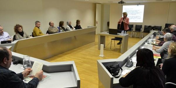 Formació al Consell  Comarcal  de  la Segarra sobre la defensa dels drets de les persones LGTBI