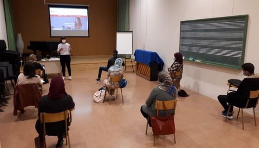 Inici dels cursos presencials de català a Cervera.