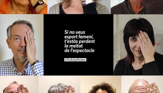 L'equip de govern del Consell Comarcal es suma a la campanya del Consell de l'Audiovisual de Catalunya #ThoEstasPerdent