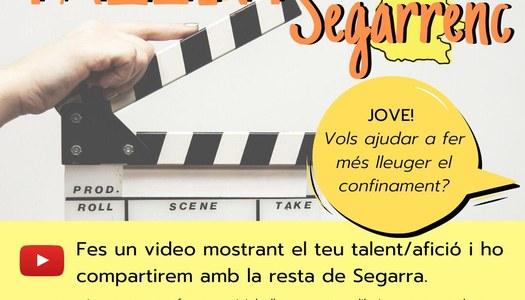 L'Oficina Jove busca el teu talent Segarrenc! T'animes?