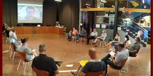 La Segarra debat la implantació de nous parcs eòlics en l'últim consell d'alcaldies