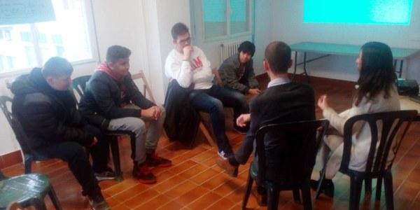 """L'ESCOLTA'T EN RUTA fa parada a """"El Racó"""" a Cervera"""