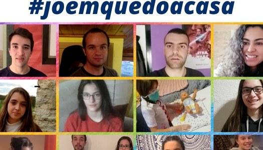 L'Oficina Jove del Consell Comarcal de la Segarra elaboren un vídeo, amb diferents joves dels municipis de la comarca, animant que els joves es quedin a casa.