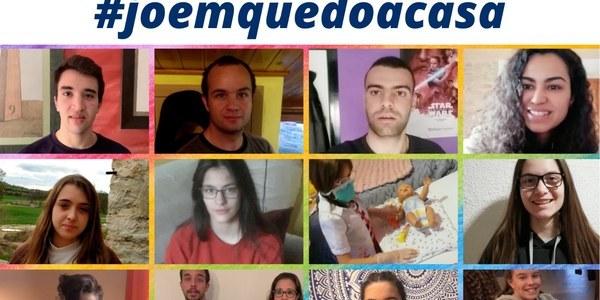 CAMPANYA #JOEMQUEDOACASA