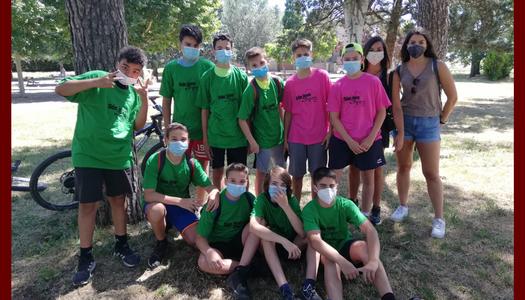 Més de 100 joves han començat els camps de treball als municipis de la comarca.