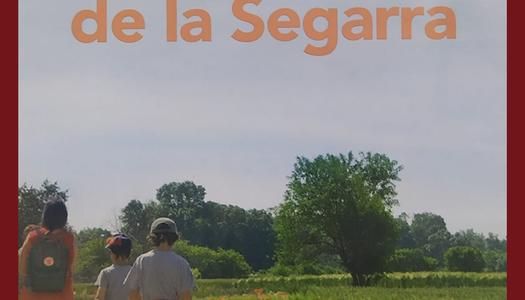 Nou fulletó de senders i rutes BTT per la Segarra editat pel Consell Comarcal.