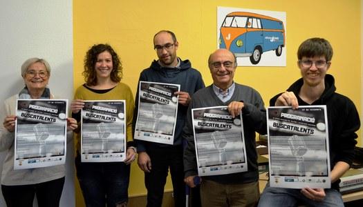 Presentació del cartell i la programació de la IX Edició del Concurs Buscatalents de teatre i monòlegs amateur de Massoteres a l'Oficina Jove de la Segarra