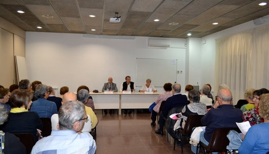 Sant Guim de Freixenet comença el curs de l'Aula d'Extensió Universitària amb 70  inscrits.